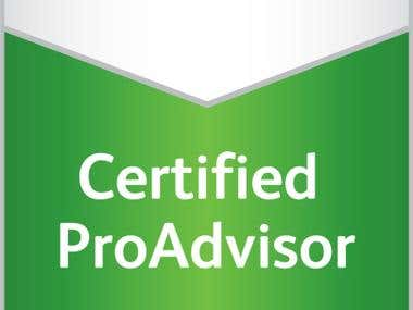 Certified Quickbook Online Accountant