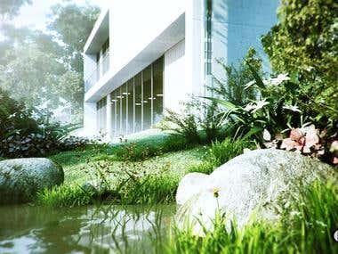 Render residence