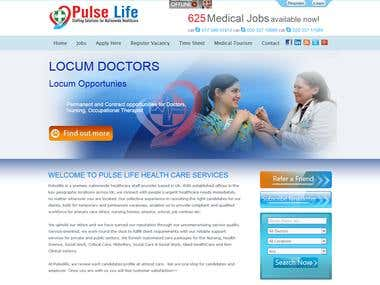 Pulse Life Healthcare