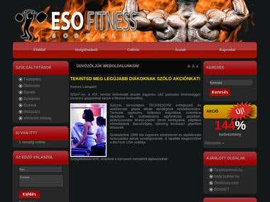 ESO Fitness Body Center