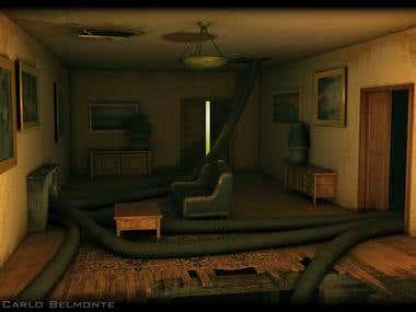 Hose Room