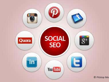 Social-Media-Marketing (SMM)