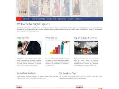 Website in ASP.Net