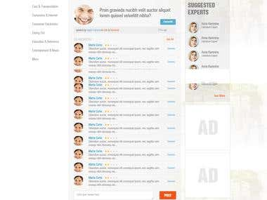 Ansirme Wordpress social site