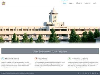 Educational Institute Website