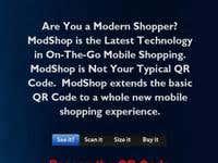 ModShop IOS App