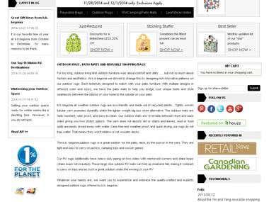 Website PSD Ddesign and Development