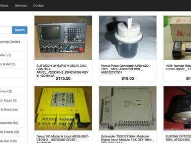 eBay API store