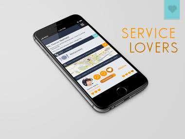 Service Lovers App