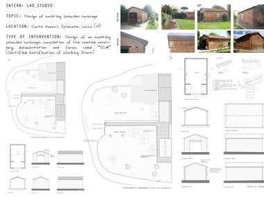 Design of existing premises coverage