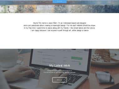 Expert Web Designer,