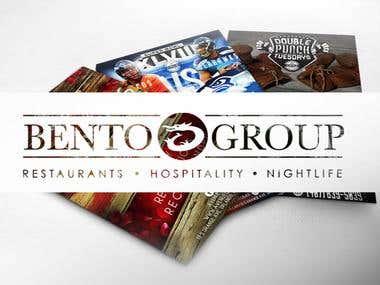Bento Group Intership Designs