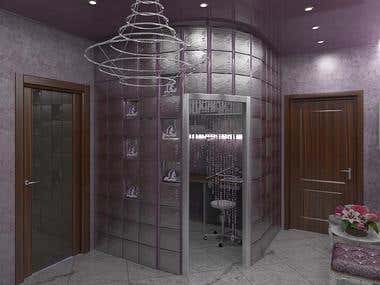 design Narzan baths