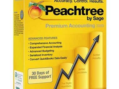 Peachtree/Sage 50