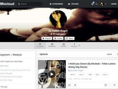 Lady Malay @ Dj Fallen Angel