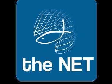 "\""The Net\"" Logo"