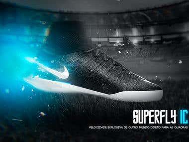 Nike Superfly IC