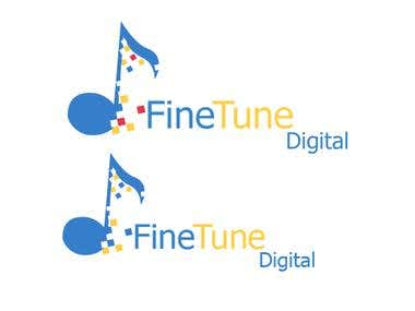 Fine Tune Digital Logo