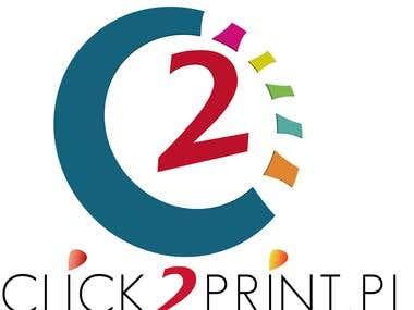 Click 2 Print Logo