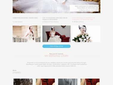 Wedding site wedding.am