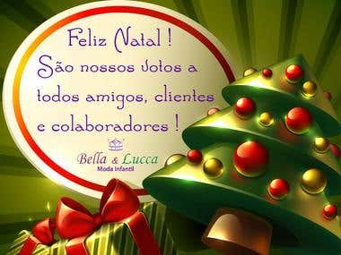 Merry Christmas & Bella Lucca