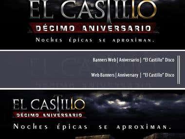 Aniversario El Castillo Disco