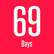 69 Days - iPhone