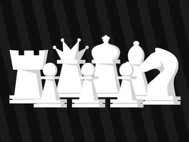 Chess Piece Set for lichess.org