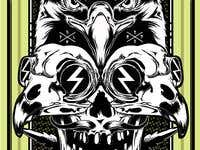 paranoid skull