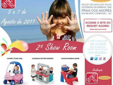 Show Room STEP 2 in Balneario Camboriu