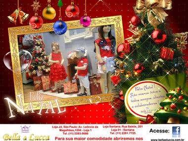 Christmas & Bella Lucca