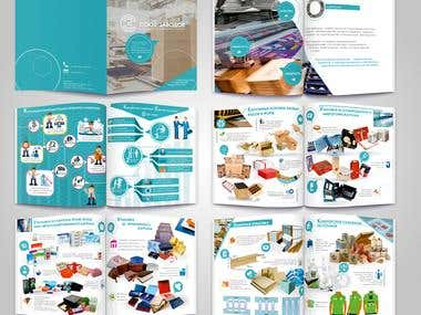 infographics booklet