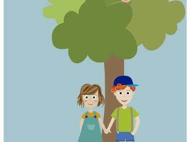 Children\'s illustration