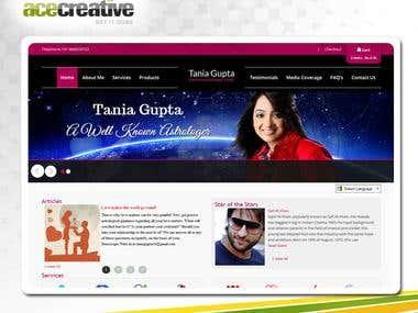 Astrologer Tania