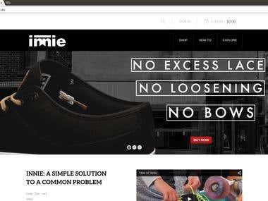 Innie - Woocommerce, Wordpress