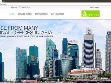 Stoffices - Property portal Wordpress