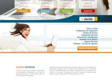 Turbo Website
