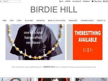 birdiehill.com