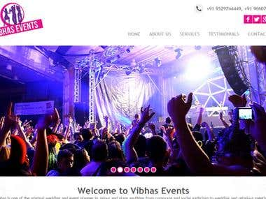 Vibhas Events