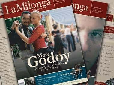 Diseño de Revista.