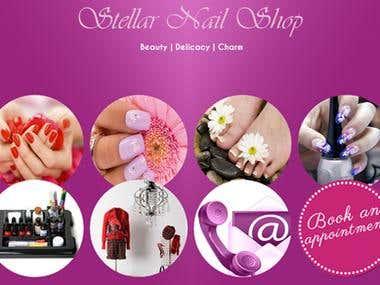 Stellar Nail Shop