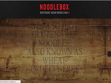 thenoodlebox.net