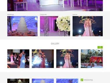 Events Website Dubai