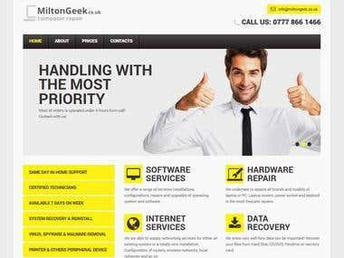 www.MiltonGeek.co.uk