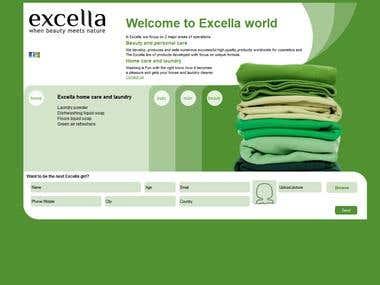 excella site