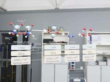 3d chemical formula