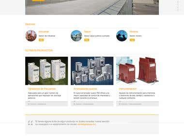 Desarrollo y diseño para DEUSA México