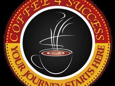 Logo for Coffee 4 Sucesses