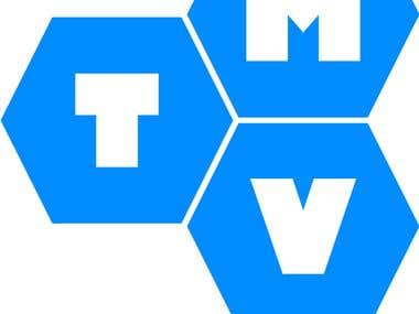 Logo for TMV