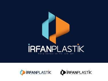 Plastic Componay Logo Design